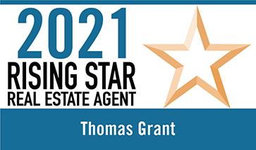 Tom Grant - Rising Star Real Estate Agent