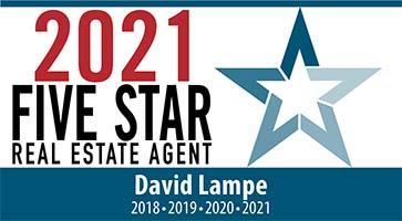 Five Star Real Estate Agent David Lampe